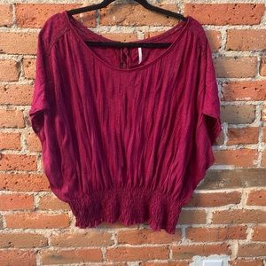 Free People • Dolman Sleeve Top